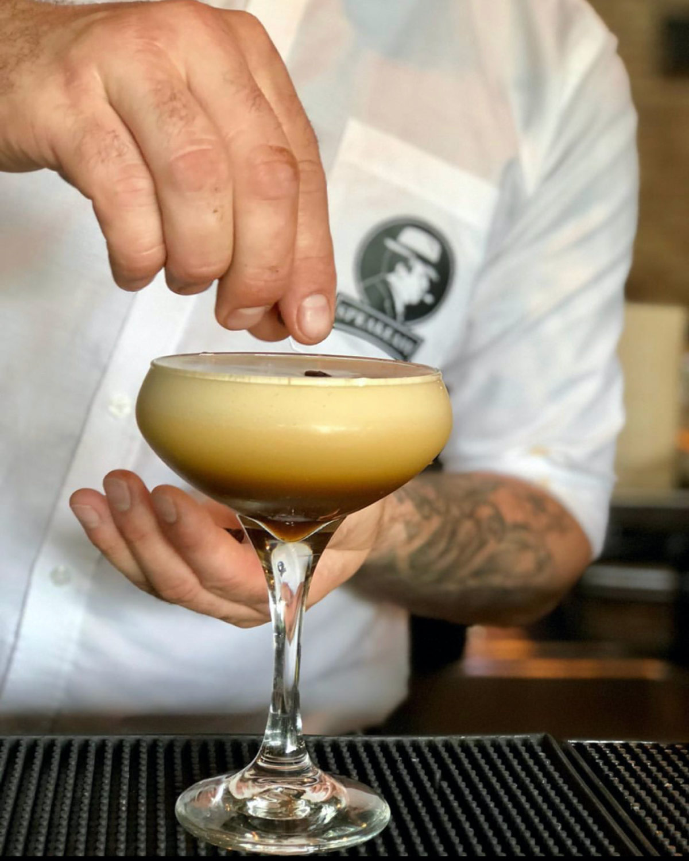 Capones Espresso Martini