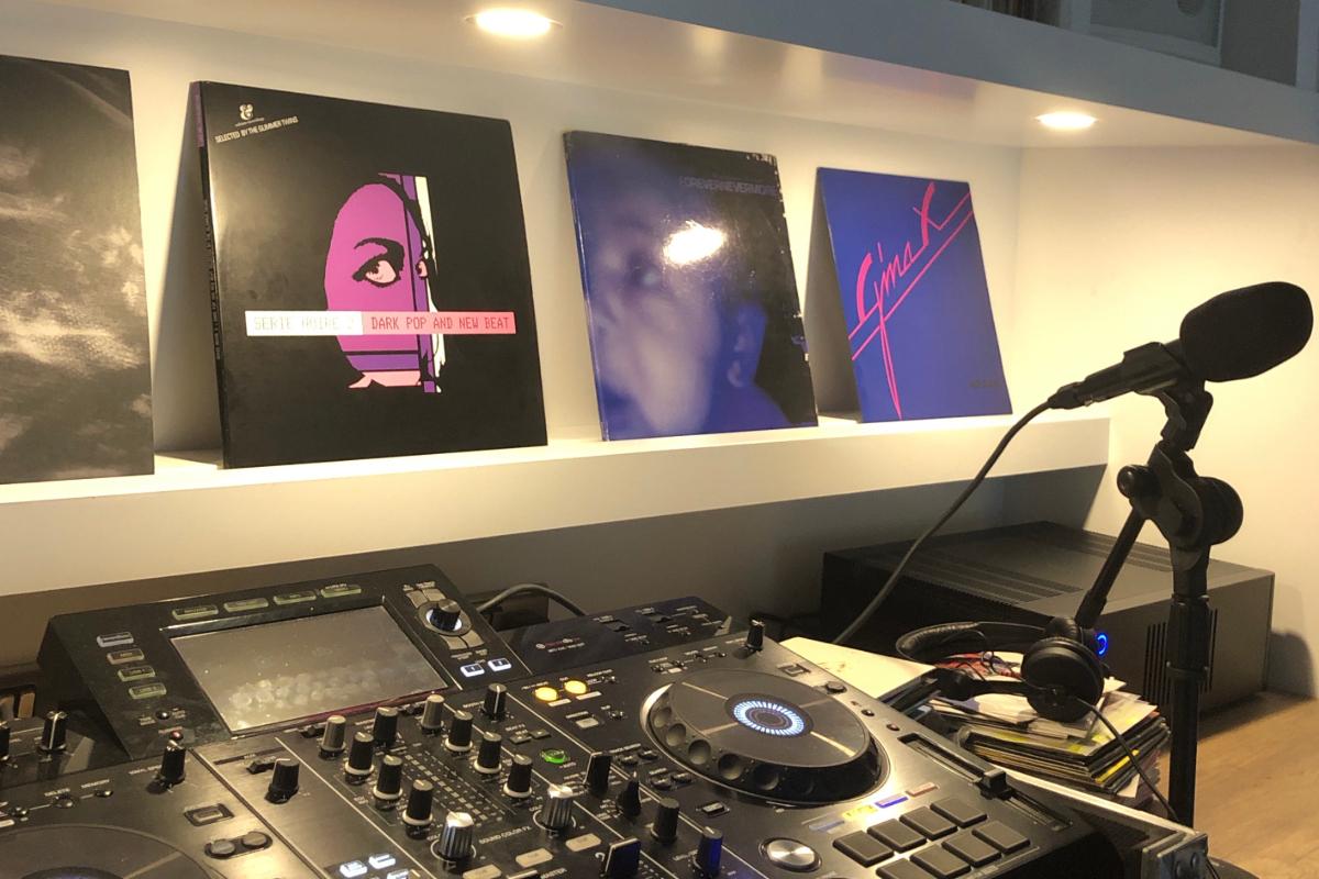 Home DJ Set UP
