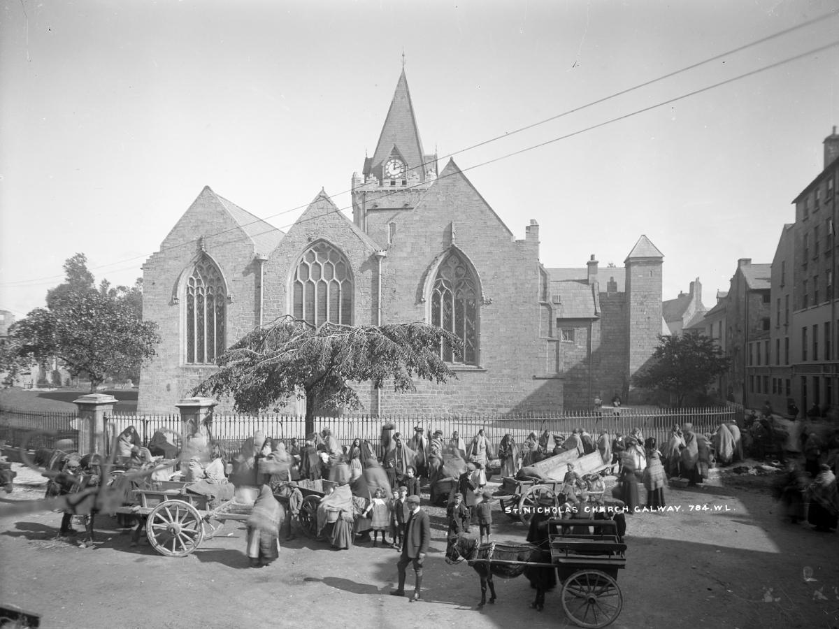 St Nicholas' Collegiate Church Galway