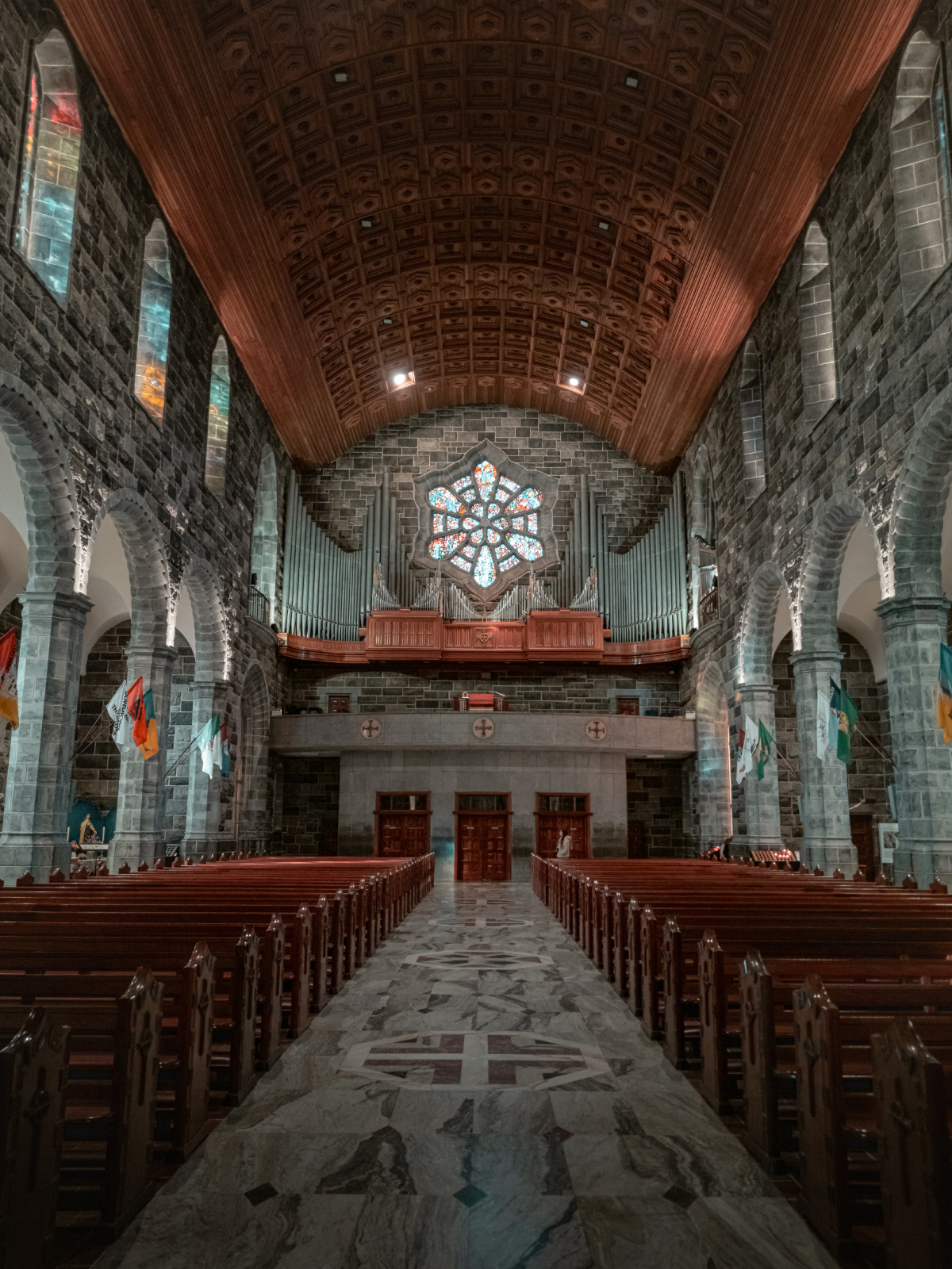 The History of Galway Cathedral