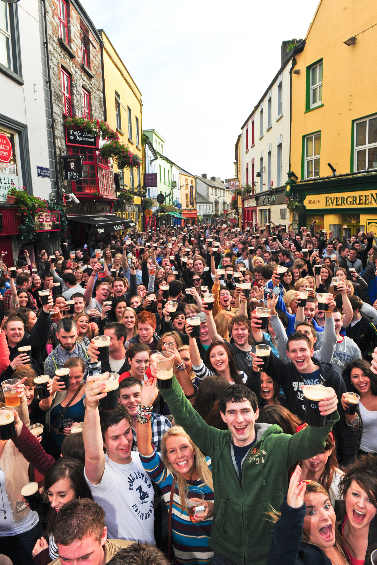 Galway Bucket List