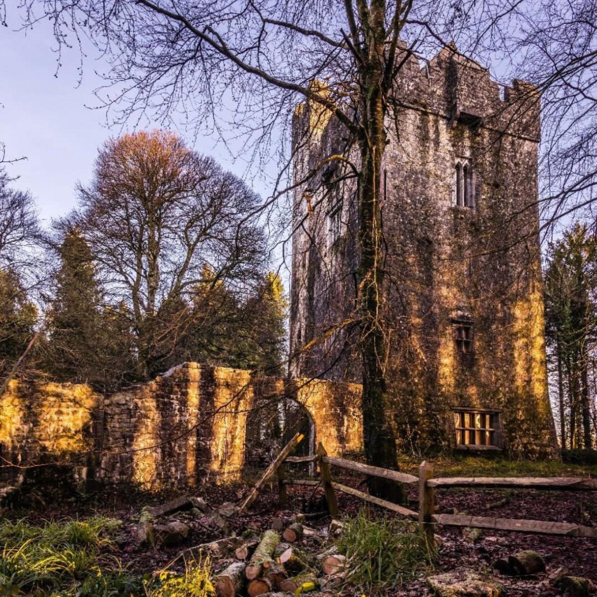 Dunsandle Castle
