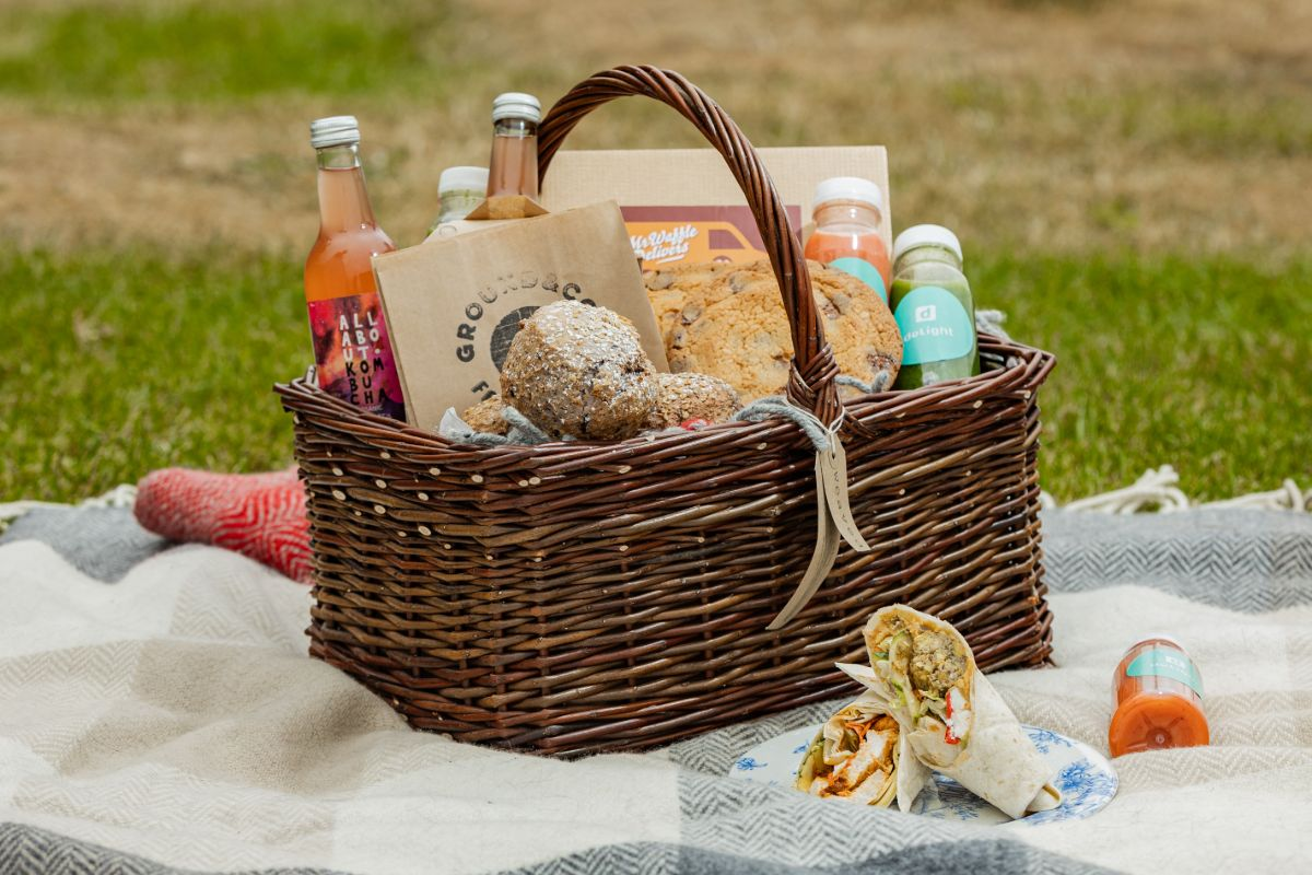 Groun & Co Picnic Basket