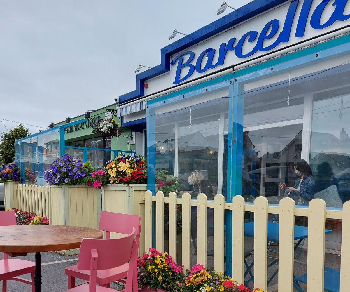 Barcella Al Fresco Dining