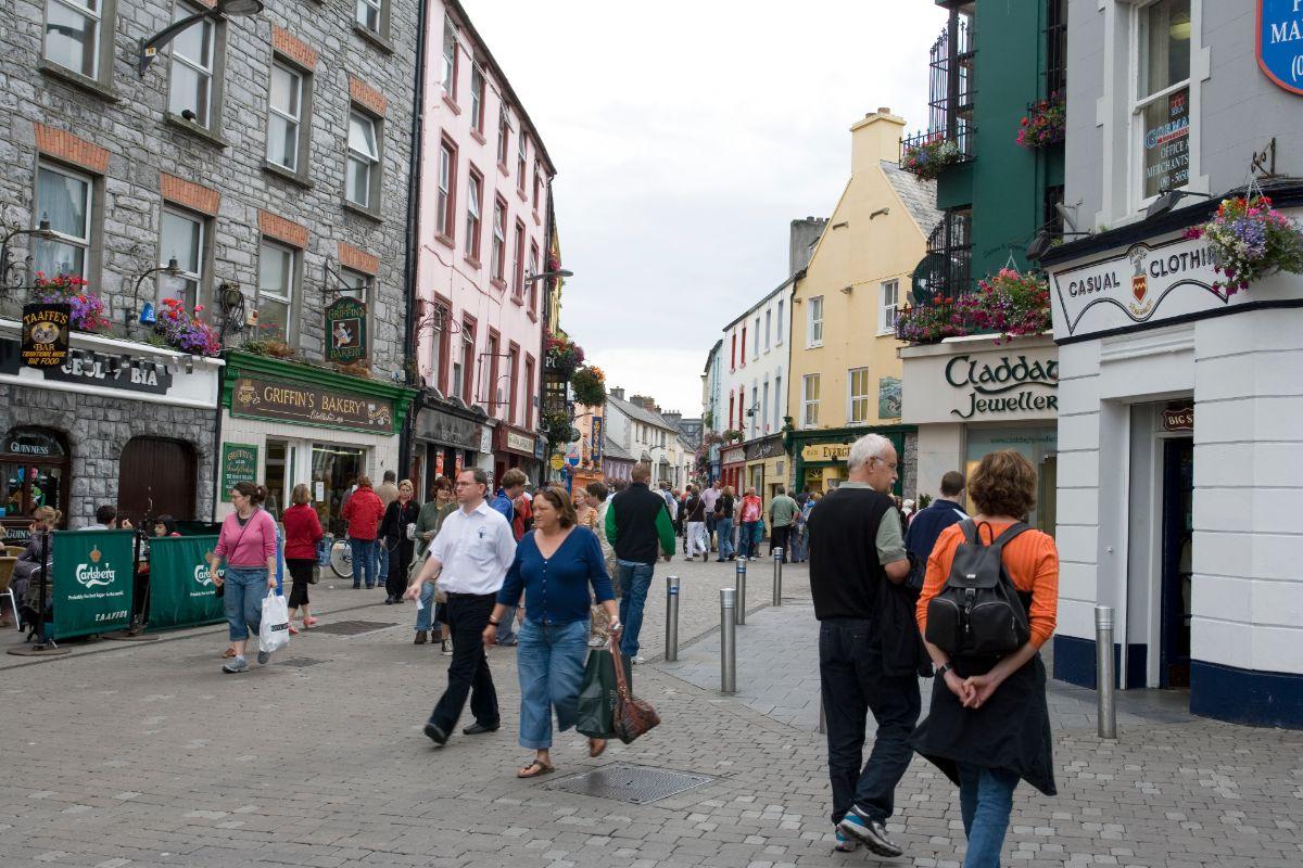 Galway Walking