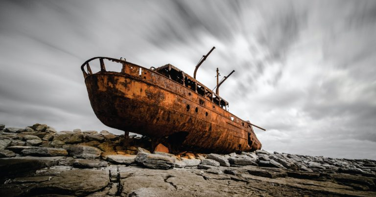 THE HISTORY OF THE PLASSEY WRECK