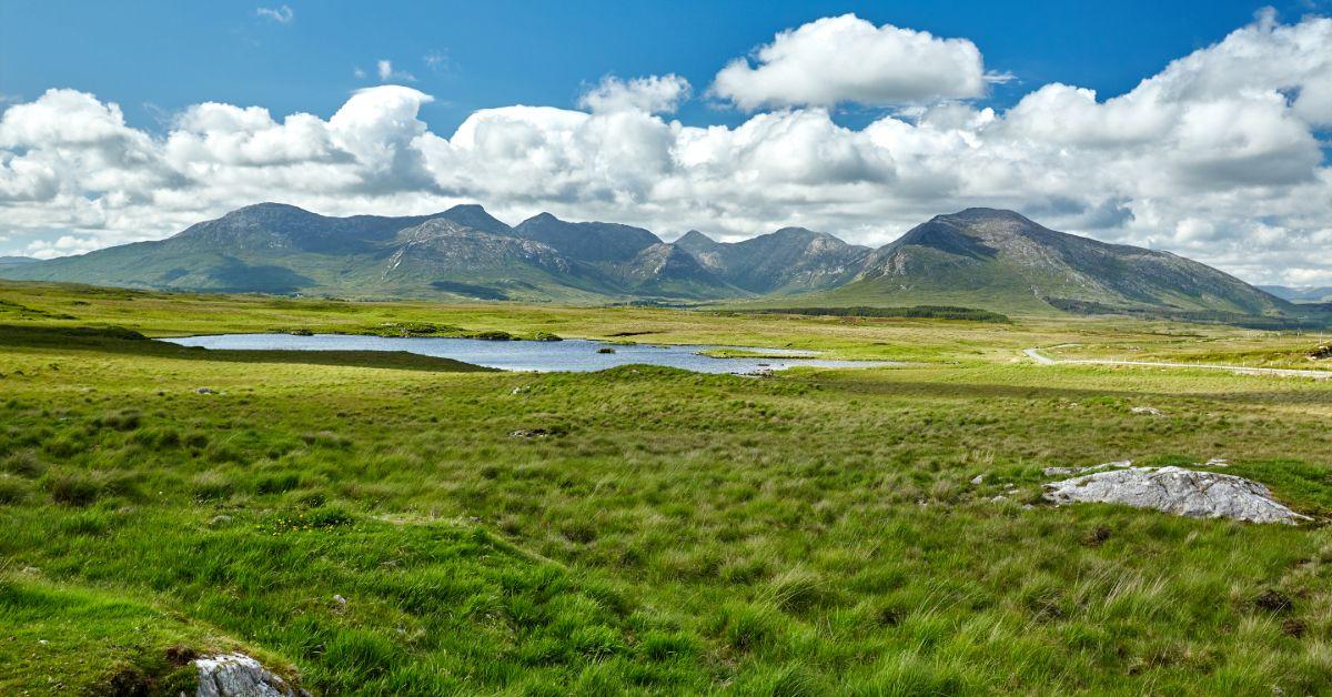 Galway Landscape Photo