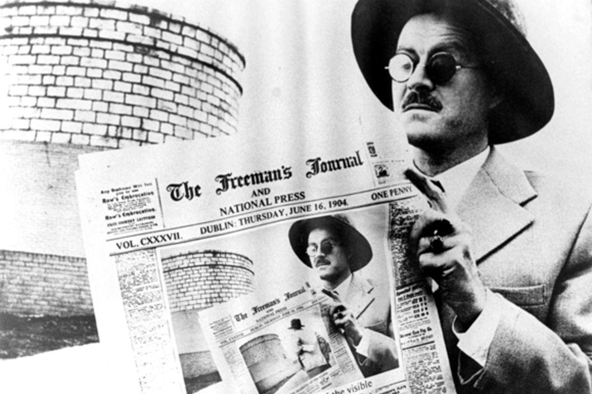 Nora Barnacle's Lover, James Joyce
