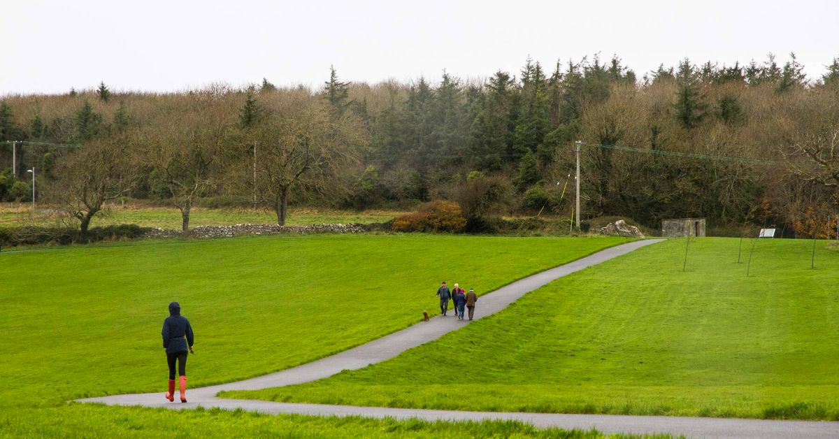 Rinville Park Galway