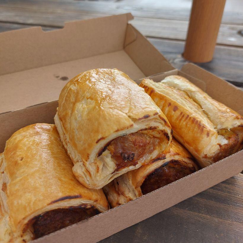 Sausage Roll Wildlands
