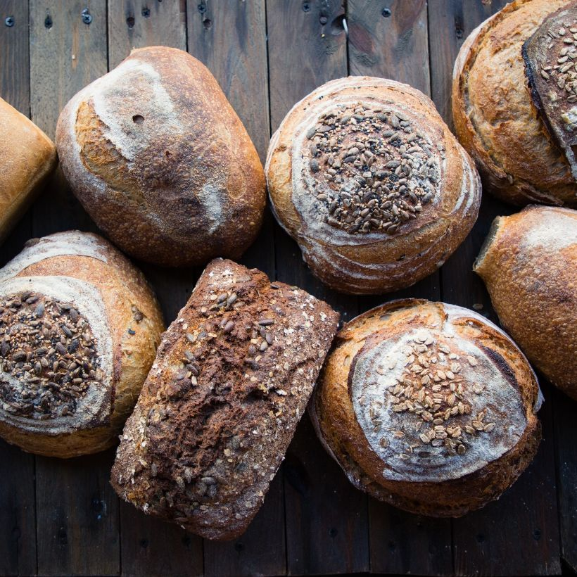 Marmalade Soda Bread