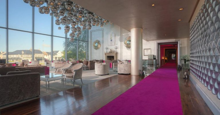 Turn over a New Leaf at the g Hotel