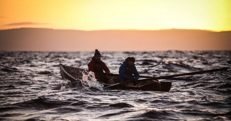 GALWAY MEN OUT TO BREAK RECORDS WITH TRANSATLANTIC ROW