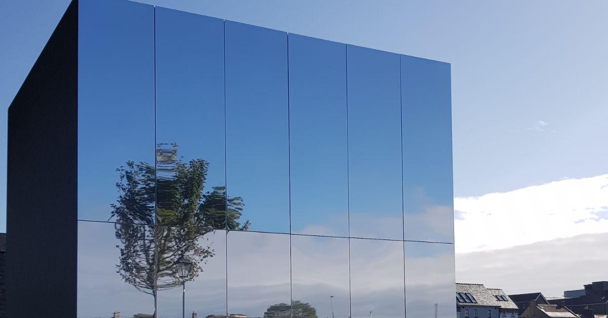 Mirror Pavilion Galway