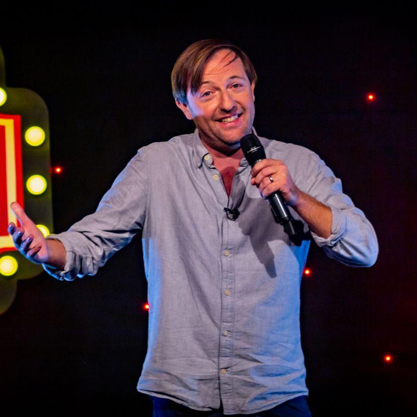 Andrew Maxwell Róisín Dubh Comedy