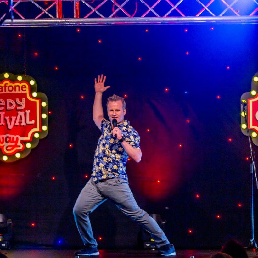 Róisín Dubh Comedy