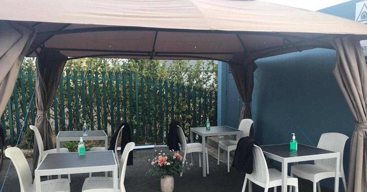 Gourmet Food Parlour Outdoor Dining