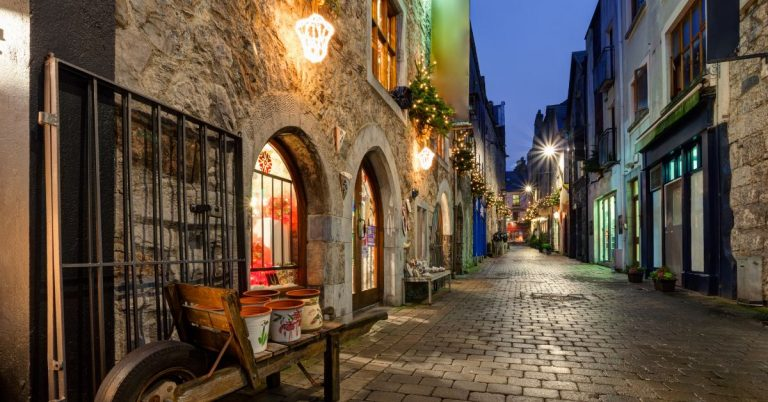 SHOP ONLINE TO SUPPORT GALWAY BUSINESSES
