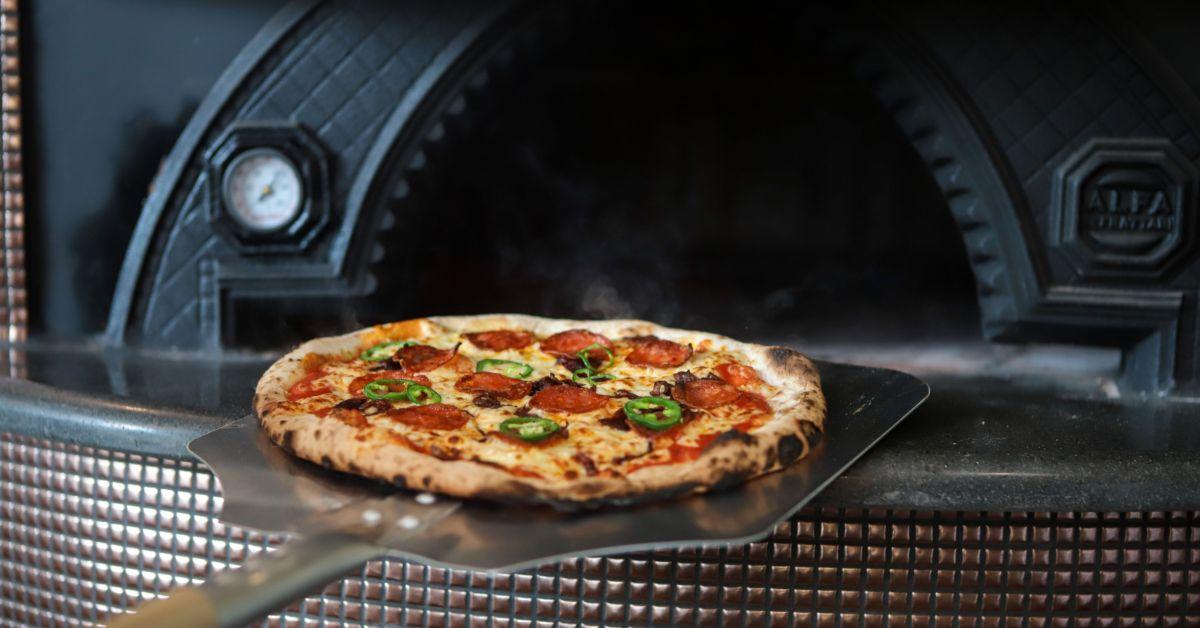 Olive Tree Kitchen Pizza