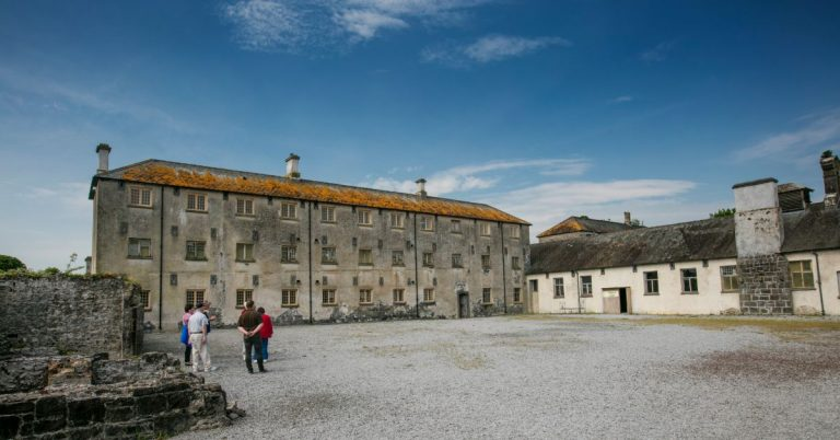 THE HISTORY OF THE IRISH WORKHOUSE CENTRE