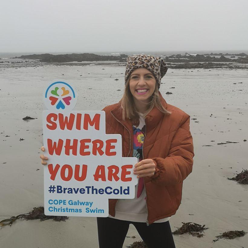 COPE Galway Christmas Swim
