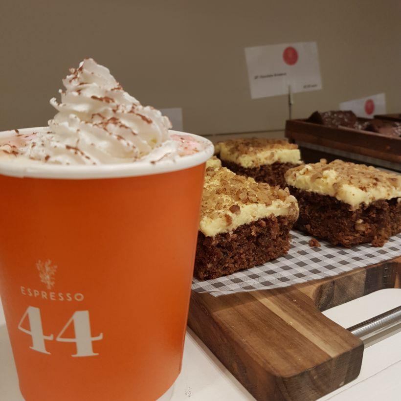 Espresso 44 Hot Chocolate