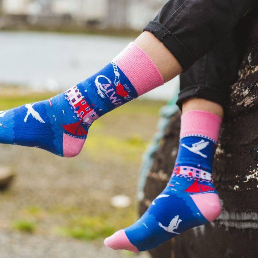 Galway Socks by Irish Socksciety