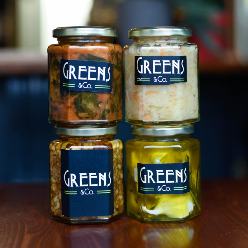 Greens & Co Pantry