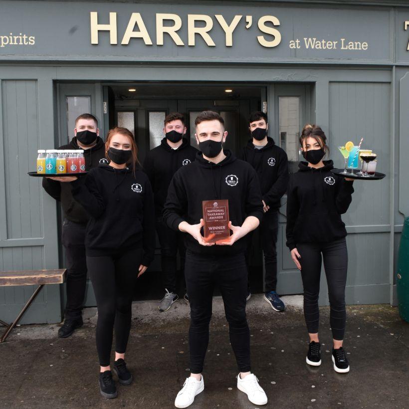 Harrys Award