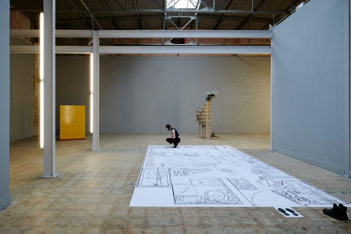 TULCA Gallery Direct Provision