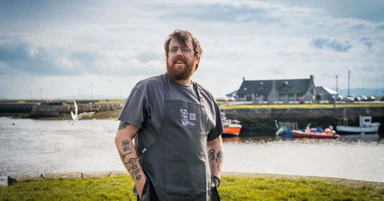 RAW AND EMOTIONAL: NEW BOOK OF LETTERS CURATED BY GALWAY CHEF