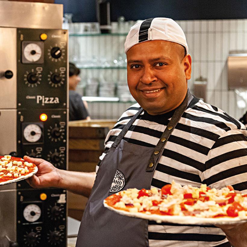 Galway's Best Pizza