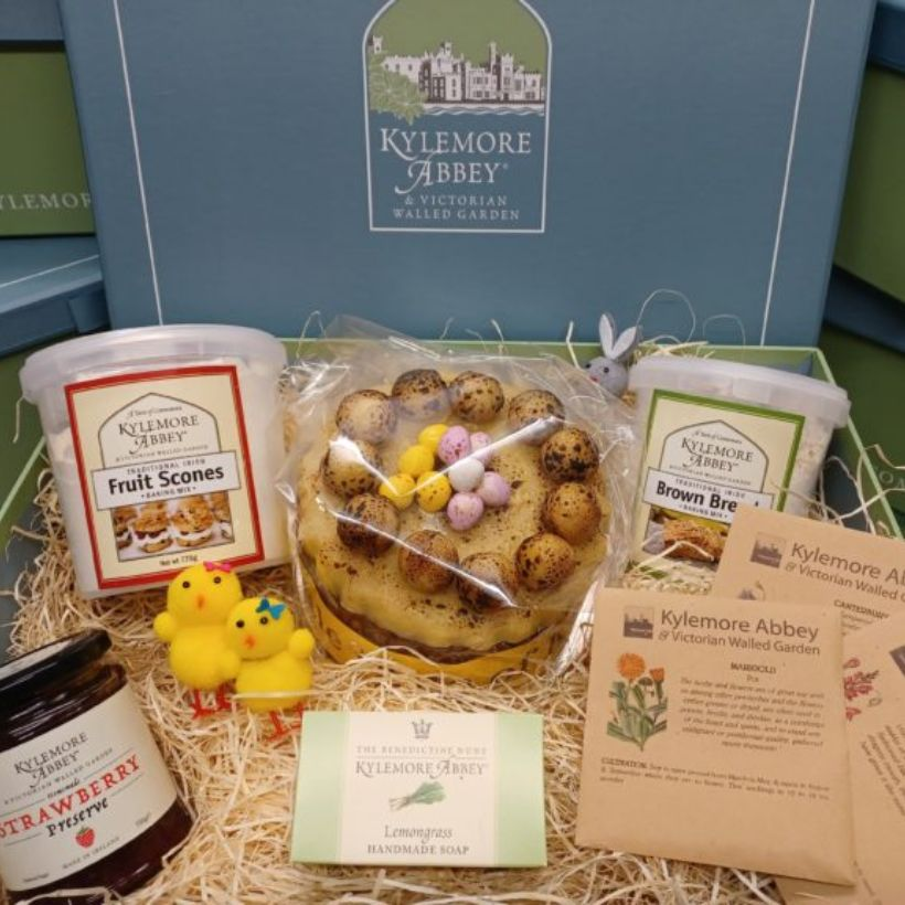 Easter Treats from Kylemore Abbey