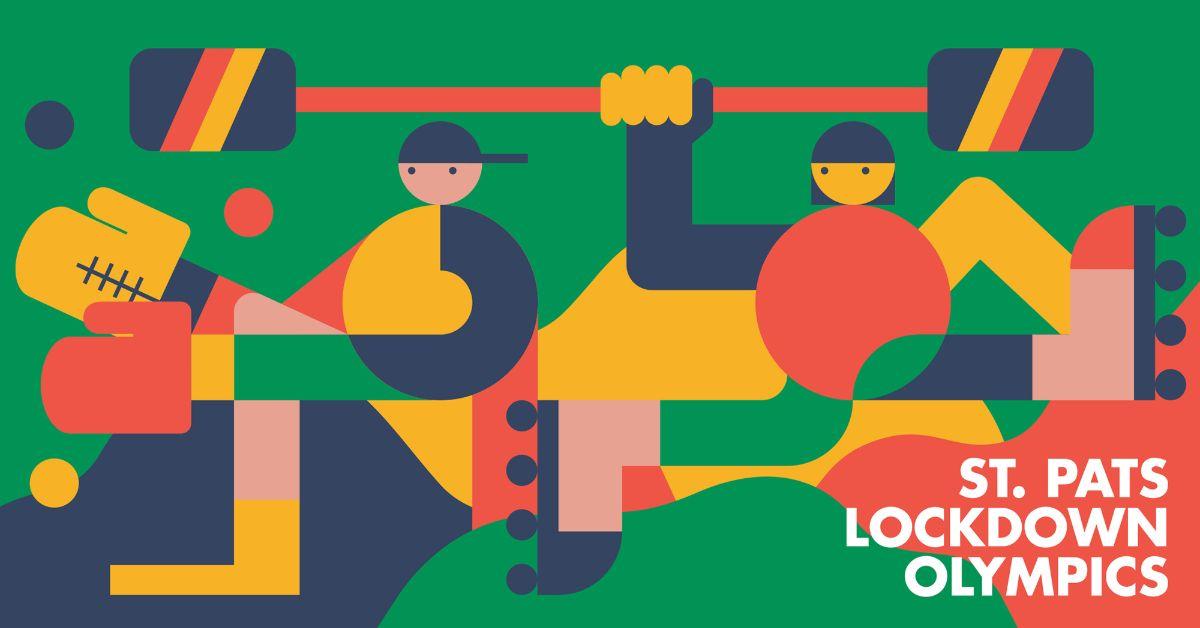 St Pats Lockdown Olympics