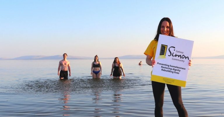 TAKE A DIP A DAY IN MAY FOR GALWAY SIMON