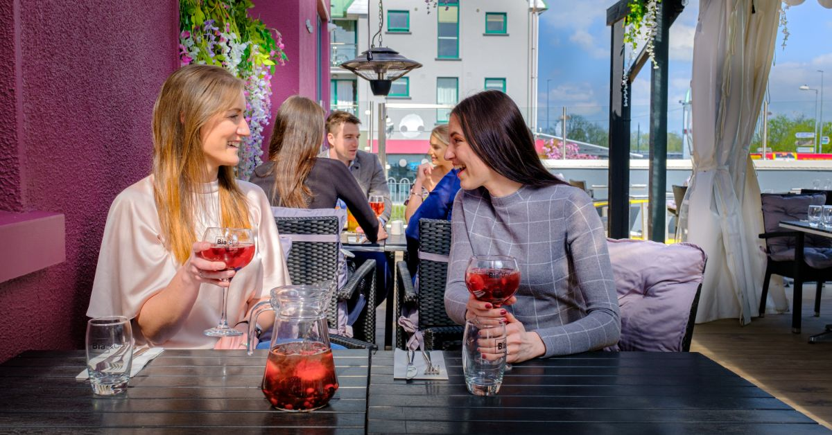 Reunite and Reconnect at Claregalway Hotel