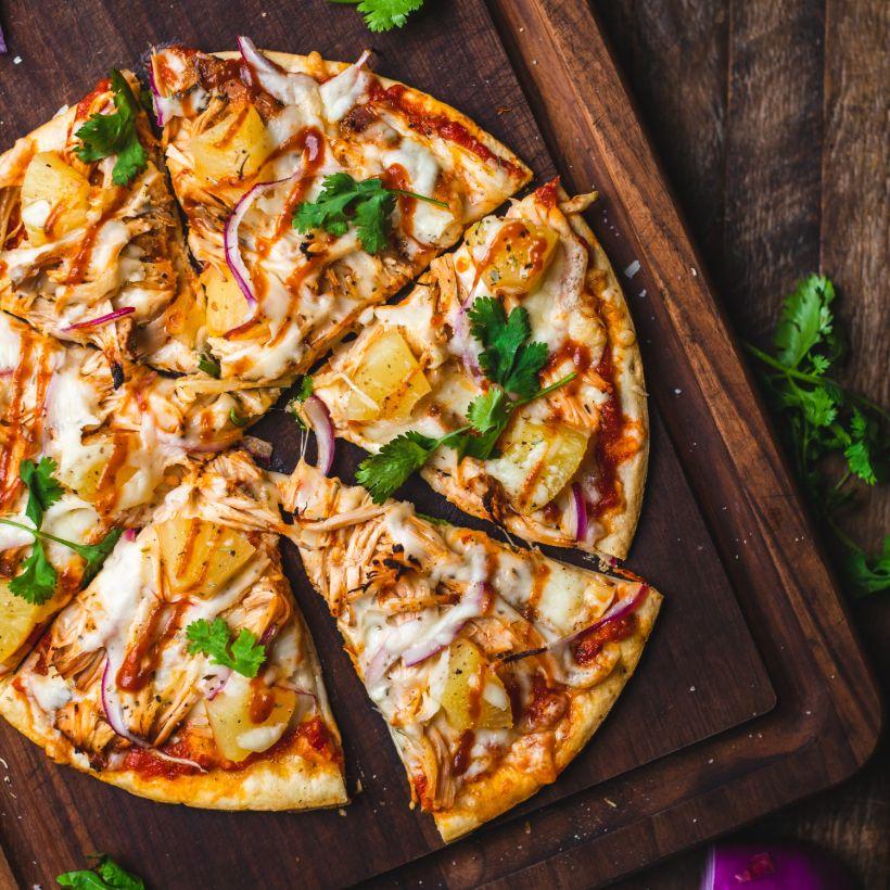 Fudzone Pizza
