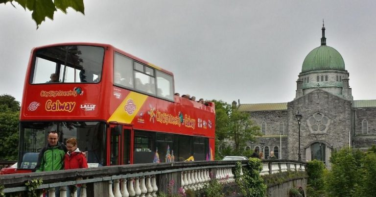 REDISCOVER GALWAY WITH CITY SIGHTSEEING