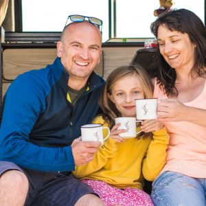 GALWAY FAMILY'S CAMPING COOKBOOK UP FOR INTERNATIONAL AWARDS