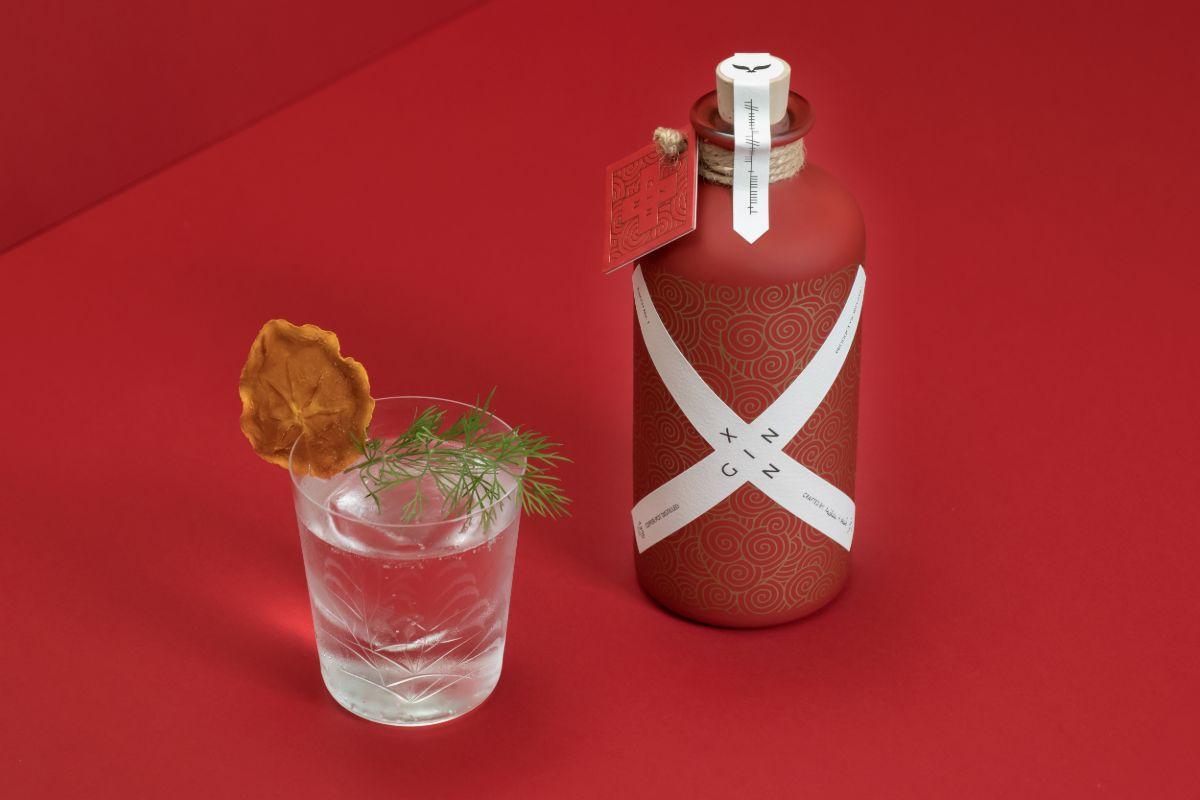 Xin Gin McAllister Irish Whiskey