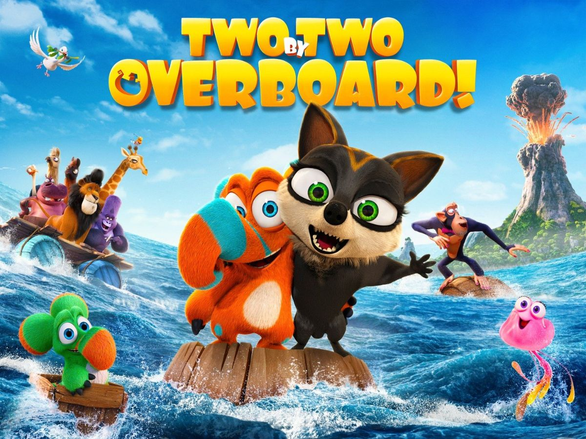 Two by Two Overboard Poster