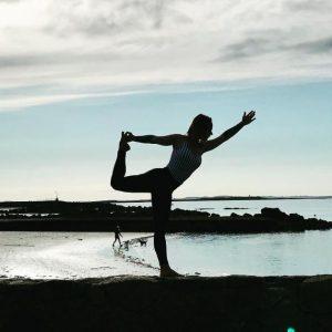 Yoga with Misha on the Beach (Salthill)