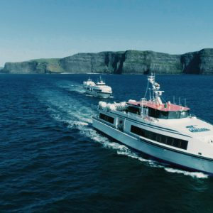 Aran Island Ferries announce extension to Galway City route