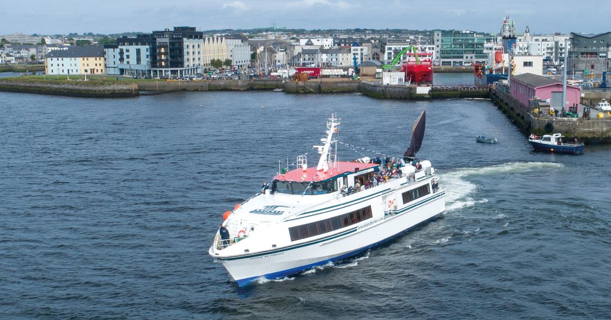 Aran Island Ferries Galway