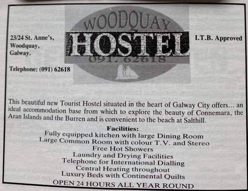 Woodquay Hostel
