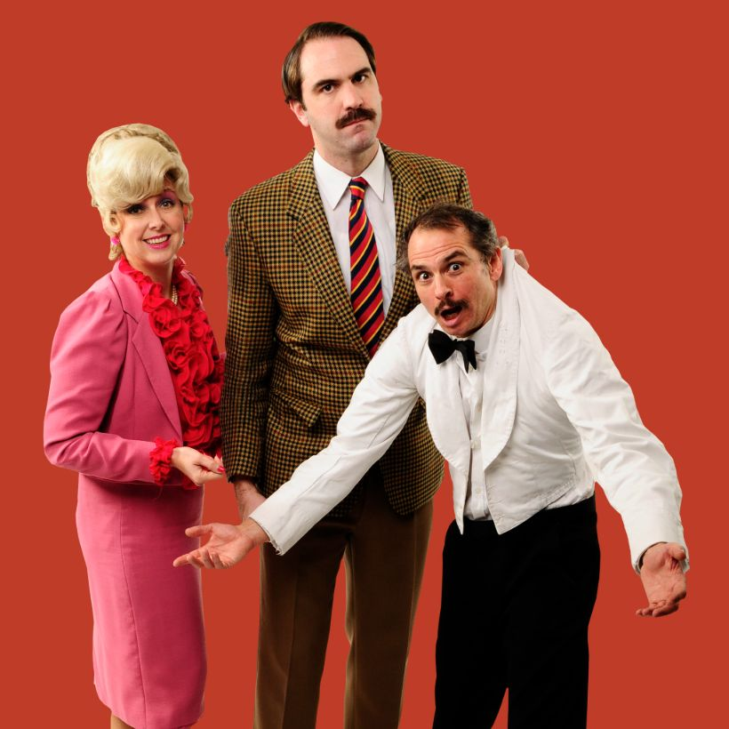 Galway Comedy Festival Faulty Towers Dining Experience