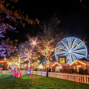 Christmas Market Magic with Glenlo